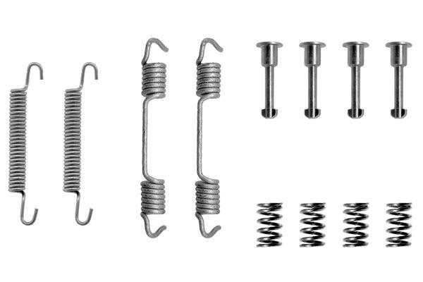 Kit d'accessoires mâchoires de frein de stationnement BOSCH 1 987 475 136 (X1)