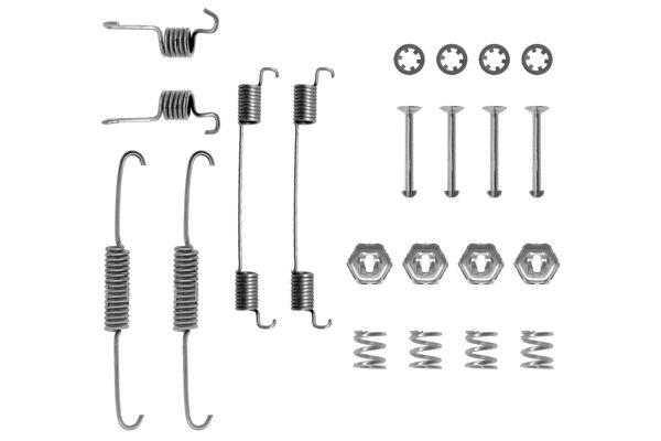 Kit de montage machoires de frein BOSCH 1 987 475 160 (X1)