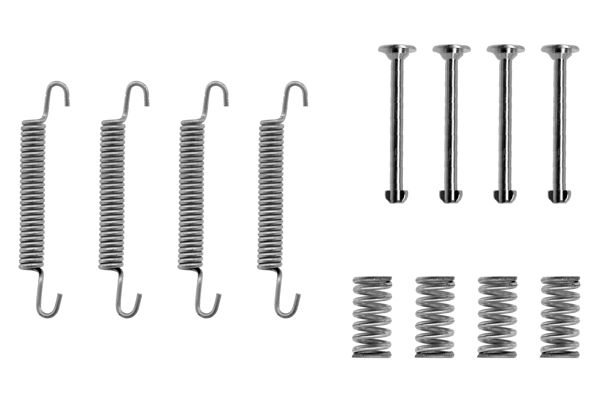 Kit d'accessoires mâchoires de frein de stationnement BOSCH 1 987 475 166 (X1)