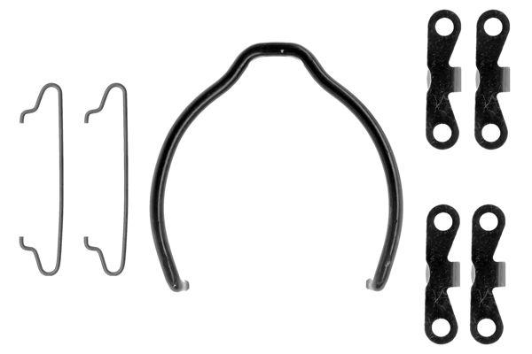 Kit d'accessoires mâchoires de frein de stationnement BOSCH 1 987 475 210 (X1)