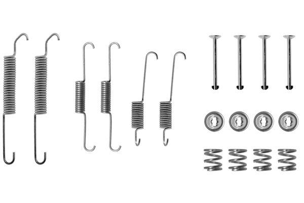 Kit de montage machoires de frein BOSCH 1 987 475 215 (X1)