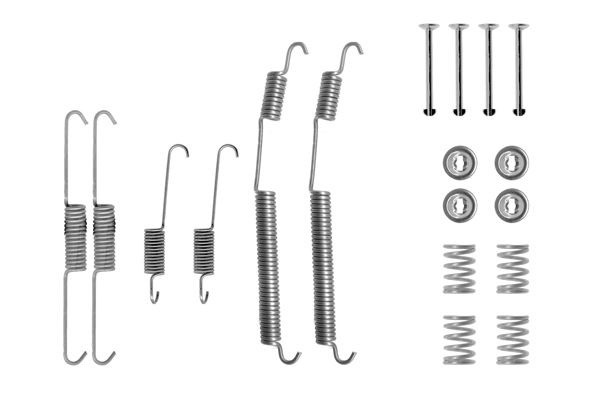 Kit de montage machoires de frein BOSCH 1 987 475 241 (X1)