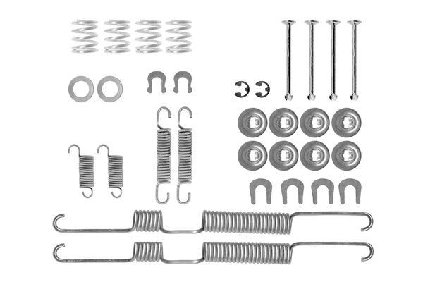 Kit de montage machoires de frein BOSCH 1 987 475 244 (X1)