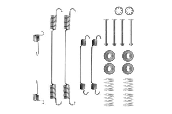 Kit de montage machoires de frein BOSCH 1 987 475 251 (X1)