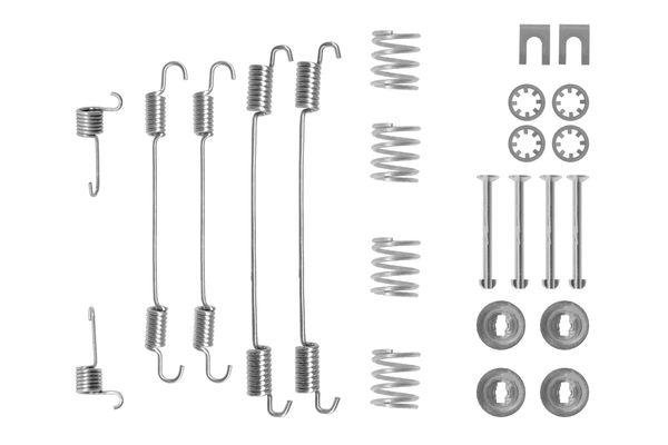 Kit de montage machoires de frein BOSCH 1 987 475 253 (X1)