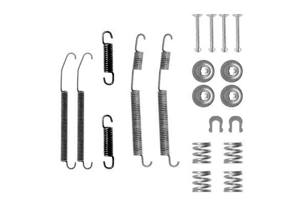 Kit de montage machoires de frein BOSCH 1 987 475 258 (X1)