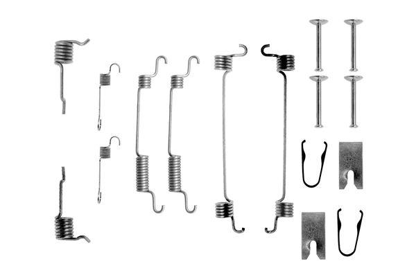 Kit de montage machoires de frein BOSCH 1 987 475 259 (X1)