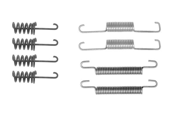 Kit d'accessoires mâchoires de frein de stationnement BOSCH 1 987 475 263 (X1)