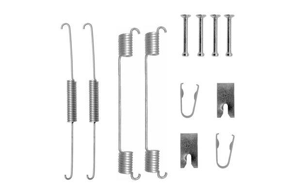 Kit de montage machoires de frein BOSCH 1 987 475 266 (X1)