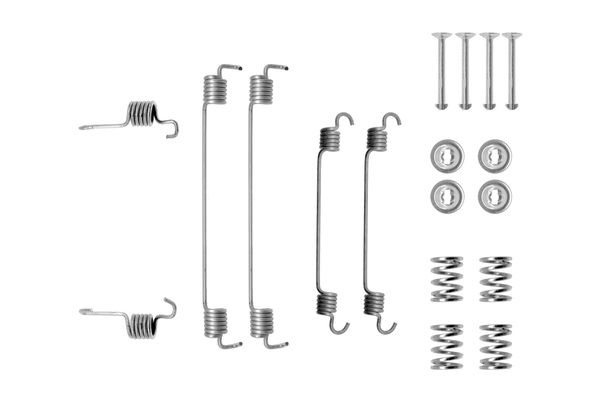 Kit de montage machoires de frein BOSCH 1 987 475 269 (X1)