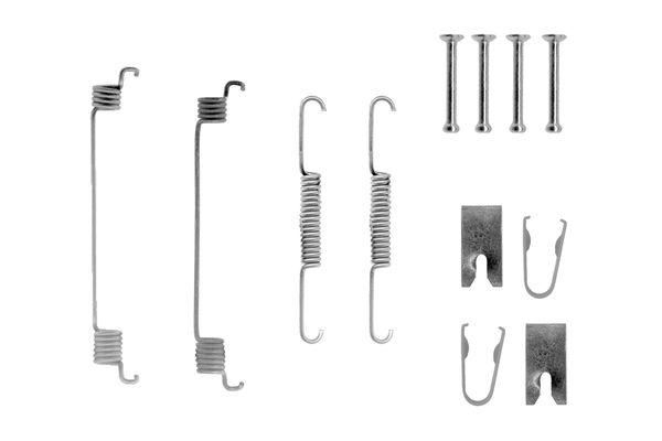 Kit de montage machoires de frein BOSCH 1 987 475 271 (X1)
