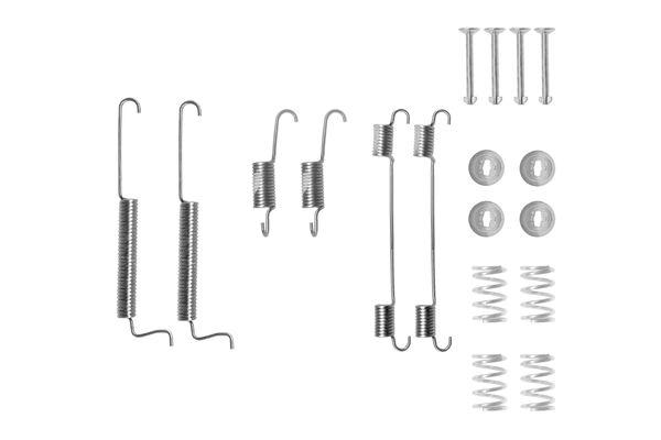 Kit de montage machoires de frein BOSCH 1 987 475 275 (X1)