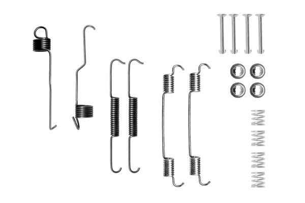 Kit de montage machoires de frein BOSCH 1 987 475 282 (X1)