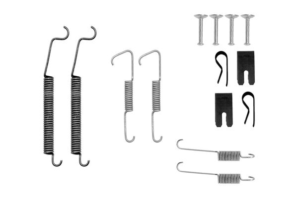 Kit de montage machoires de frein BOSCH 1 987 475 283 (X1)