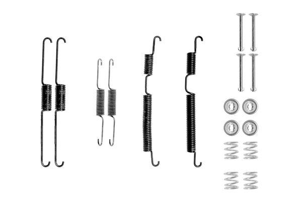 Kit de montage machoires de frein BOSCH 1 987 475 288 (X1)