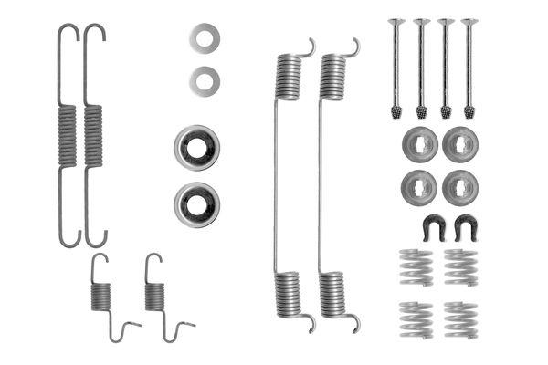 Kit de montage machoires de frein BOSCH 1 987 475 293 (X1)