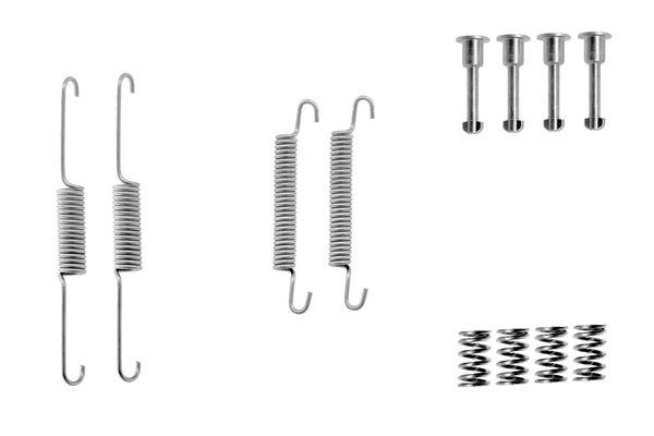 Kit d'accessoires mâchoires de frein de stationnement BOSCH 1 987 475 299 (X1)