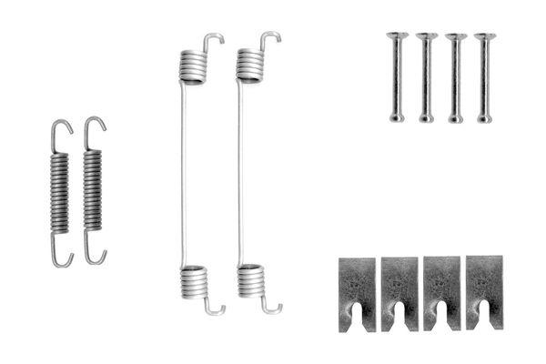 Kit de montage machoires de frein BOSCH 1 987 475 300 (X1)