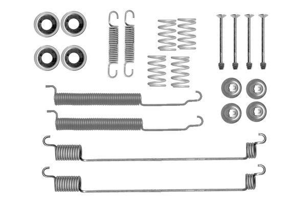 Kit de montage machoires de frein BOSCH 1 987 475 308 (X1)