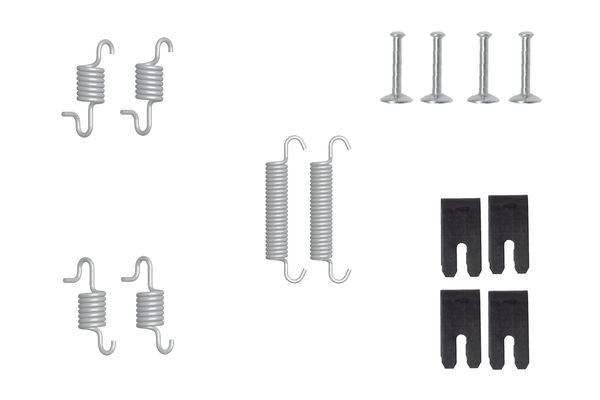 Kit d'accessoires mâchoires de frein de stationnement BOSCH 1 987 475 313 (X1)