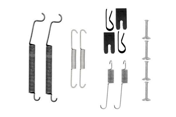 Kit de montage machoires de frein BOSCH 1 987 475 331 (X1)