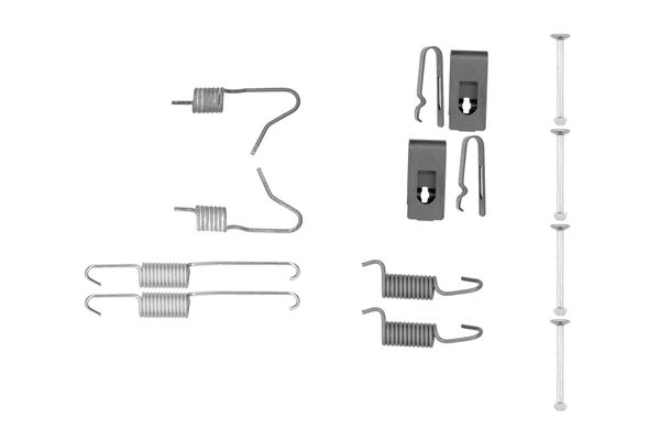 Kit d'accessoires mâchoires de frein de stationnement BOSCH 1 987 475 333 (X1)