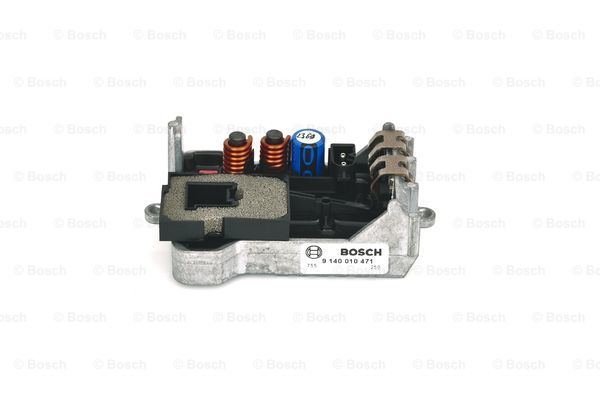 Servo moteur de ventilateur de chauffage BOSCH 9 140 010 471 (X1)
