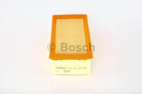 Filtre a air BOSCH F 026 400 006 (X1)