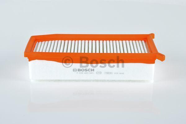 Filtre a air BOSCH F 026 400 343 (X1)