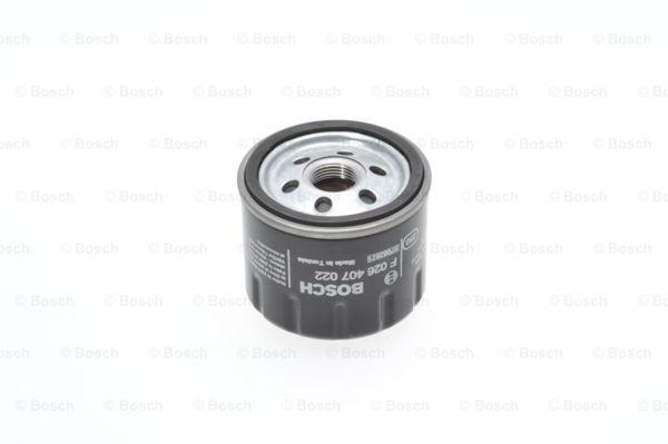 Filtre a huile BOSCH F 026 407 022 (X1)