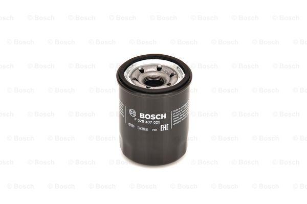 Filtre a huile BOSCH F 026 407 025 (X1)