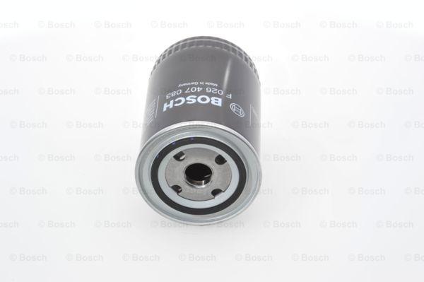 Filtre a huile BOSCH F 026 407 083 (X1)