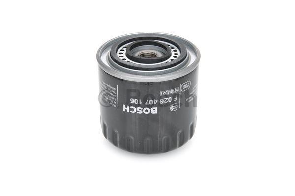 Filtre a huile BOSCH F 026 407 106 (X1)