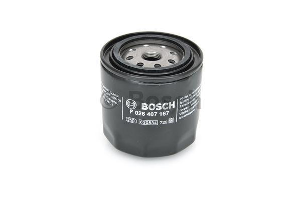 Filtre a huile BOSCH F 026 407 167 (X1)