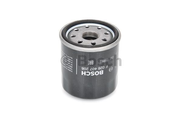 Filtre a huile BOSCH F 026 407 208 (X1)