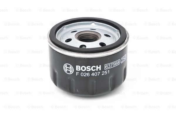 Filtre a huile BOSCH F 026 407 251 (X1)
