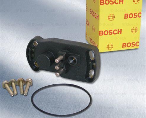Potentiomètre de réglage, mélange de ralenti BOSCH F 026 T03 022 (X1)