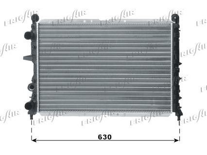 Radiateur de refroidissement FRIGAIR 0104.3068 (X1)