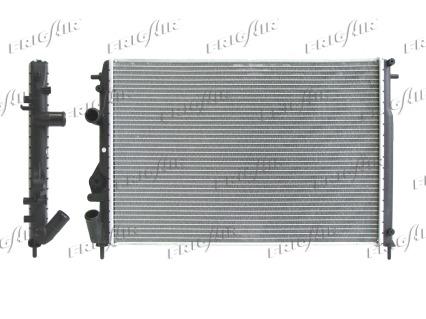 Radiateur de refroidissement FRIGAIR 0109.3088 (X1)