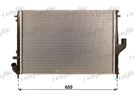 Radiateur de refroidissement FRIGAIR 0109.3115 (X1)