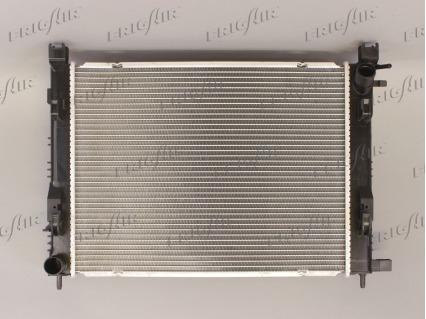 Radiateur de refroidissement FRIGAIR 0109.3122 (X1)