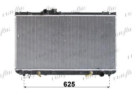 Radiateur de refroidissement FRIGAIR 0115.3123 (X1)