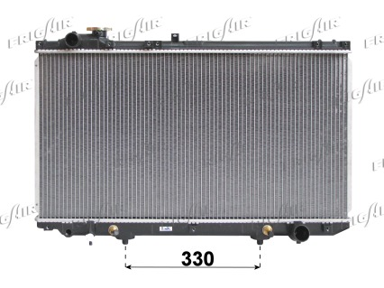 Radiateur de refroidissement FRIGAIR 0115.3179 (X1)