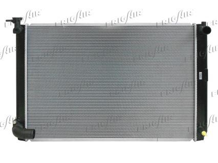 Radiateur de refroidissement FRIGAIR 0115.3182 (X1)