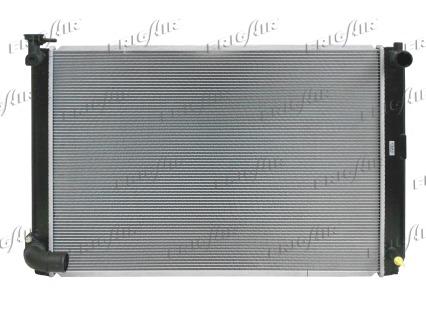 Radiateur de refroidissement FRIGAIR 0115.3183 (X1)