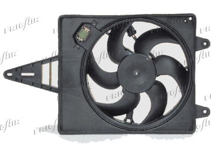 Ventilateur de radiateur FRIGAIR 0504.1176 (X1)