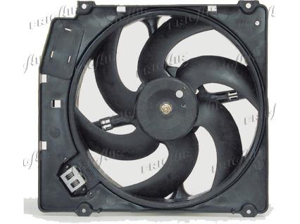 Ventilateur de radiateur FRIGAIR 0504.1178 (X1)