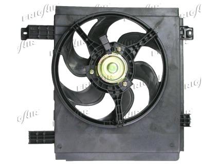 Ventilateur de radiateur FRIGAIR 0506.2007 (X1)