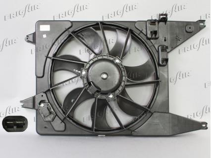 Ventilateur de radiateur FRIGAIR 0509.2009 (X1)