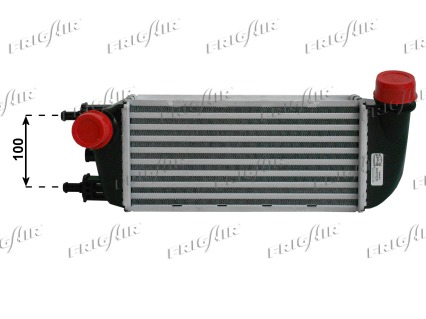 Intercooler radiateur de turbo FRIGAIR 0704.3046 (X1)